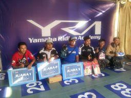 Para juara fun riding competition dari YRFI di Purwokerto