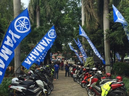 Gathering Nmax Rider Community