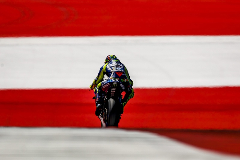 Rossi in Red Bull