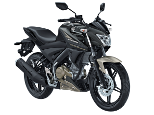 All New Vixion Matte Black