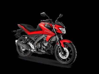 All New Vixion R Matte Red Black, Tersedia Juga Pilihan Warna Blue Silver dan Green White
